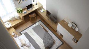 4 cách tối ưu diện tích trong thiết kế nội thất cho ngôi nhà nhỏ