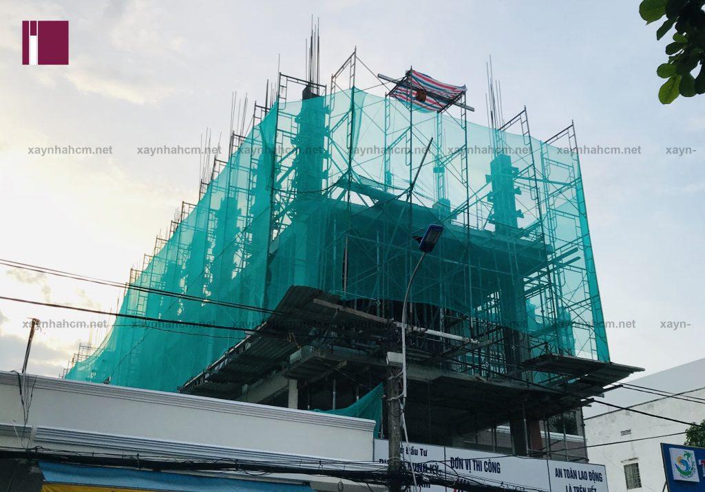 Đơn giá thi công phần thô Công ty xây dựng Phú Nguyên