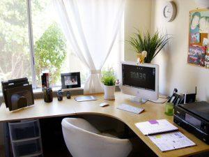 Cách sắp xếp phòng làm việc khoa học, đúng chuẩn tại nhà