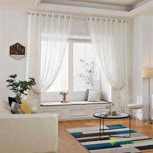 Nhà có thiết kế cửa sổ đẹp và chuẩn phong thủy