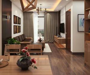 Giai đoạn hoàn thiện nội thất cho căn nhà