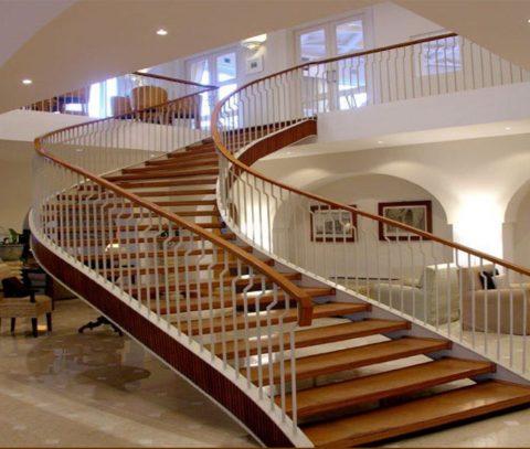 Cách chia bậc cầu thang theo phong thủy mang tài lộc