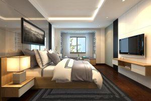 Thi công khách sạn hiện đại 2021