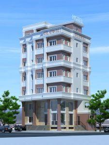 Giai đoạn chuẩn bị cho công tác xây dựng khách sạn