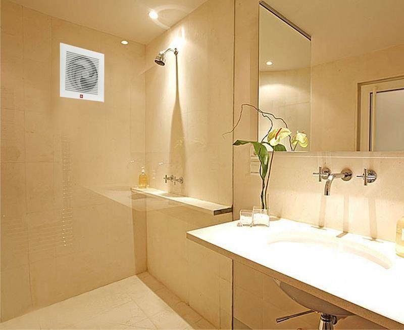 Điện trong nhà tắm