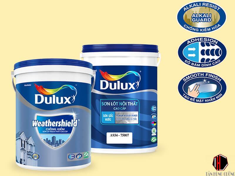 Dulux water shield