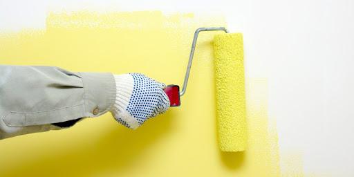 Các bước sơn nhà cơ bản - Quy trình sơn nhà
