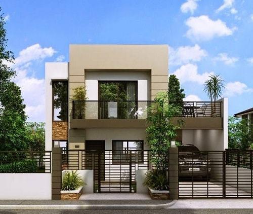 Xây dựng nhà 2 tầng