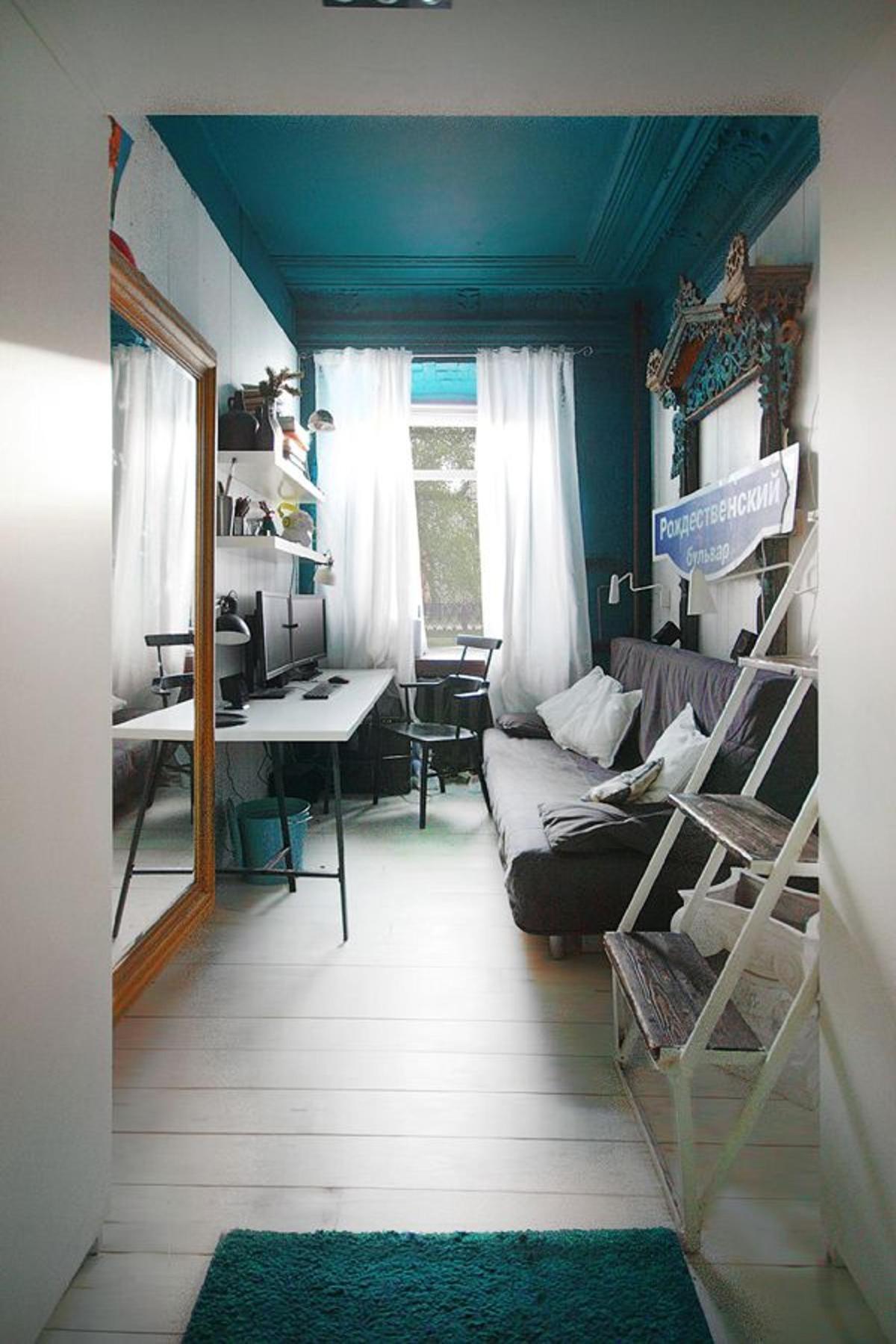 Căn hộ ở khu phố Brooklyn - Mỹ một trong những ngôi nhà nhỏ đẹp nhất thế giới