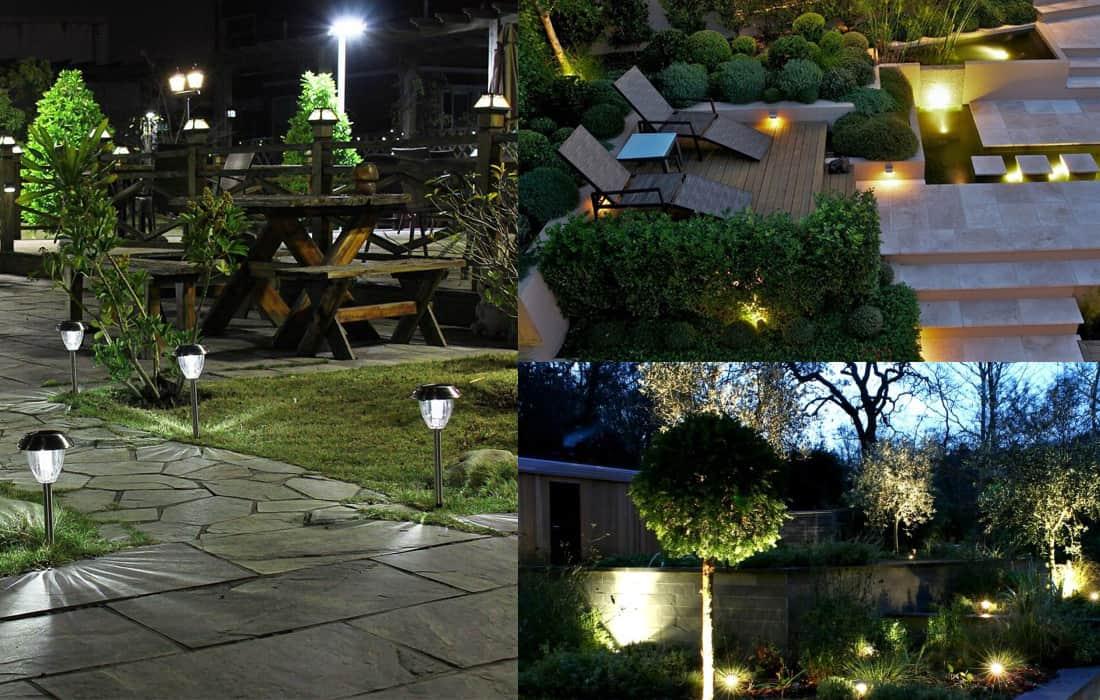 Mẫu thiết kế sân vườn hiện đại