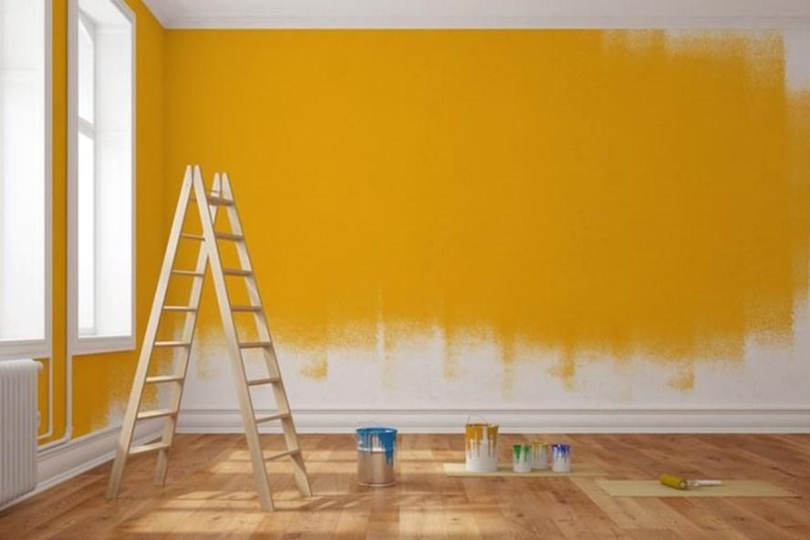 Quy trình sơn nhà - Lựa chọn màu sắc phù hợp