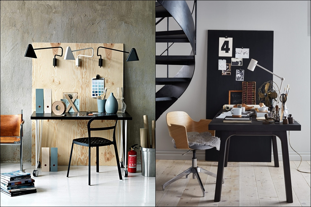 Thiết kế tường đôi trong nhà